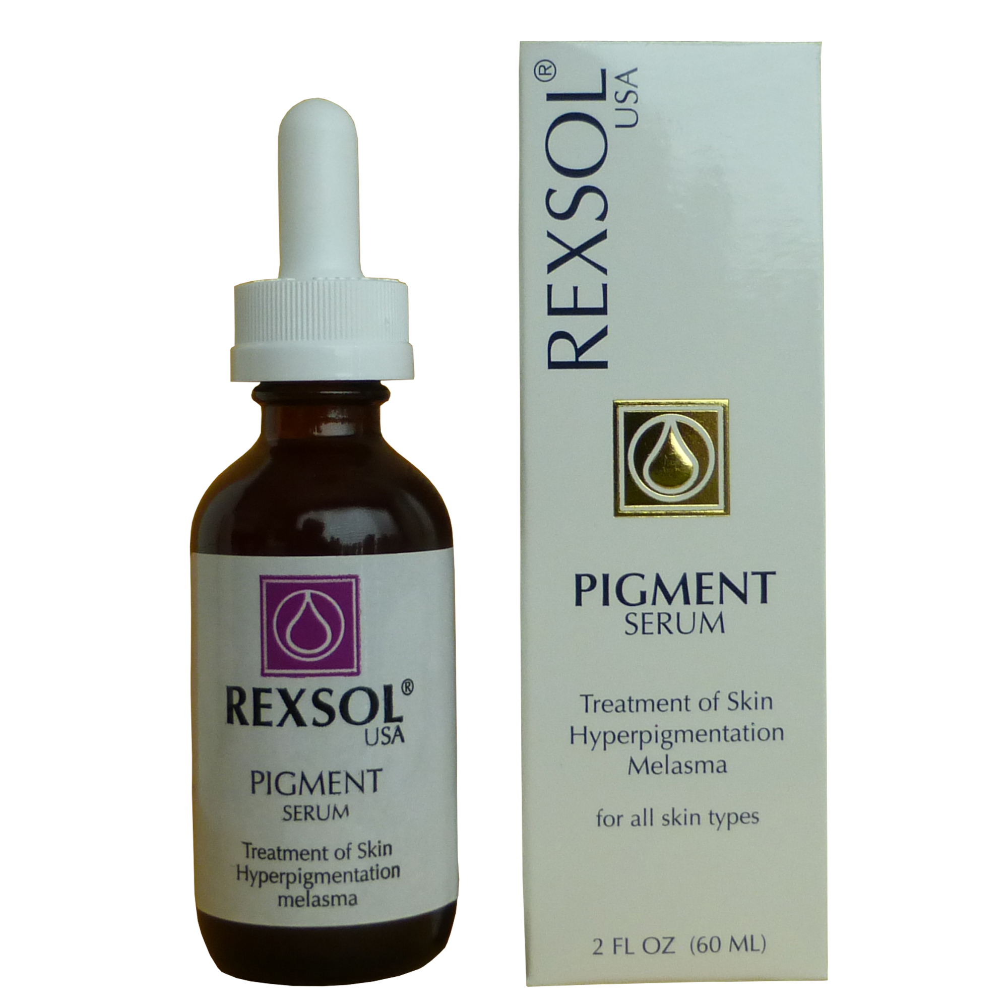 pigment serum - with--